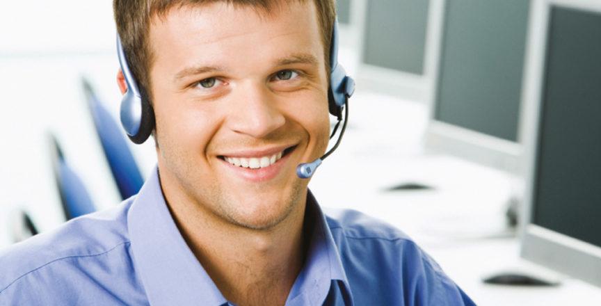 La relation technicien client au téléphone