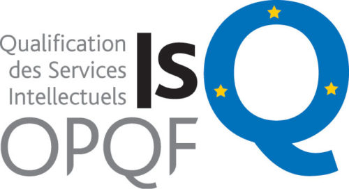 Qualification des Services intellectuels - ISQ - OPQF - Fonetica