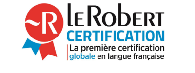 Le Robert certification Fonetica